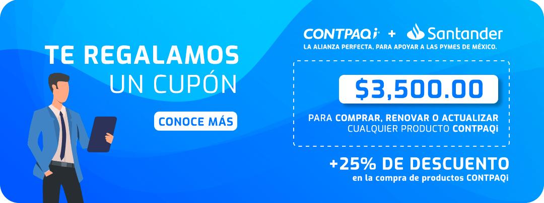 Distribuidor CONTPAQi - Alianza Santander